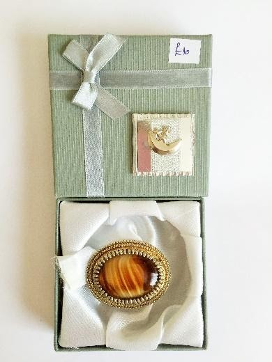 Beautiful Boxed Brooch