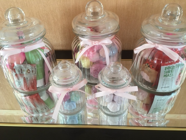 Don't miss out on these lovely pamperJars!
